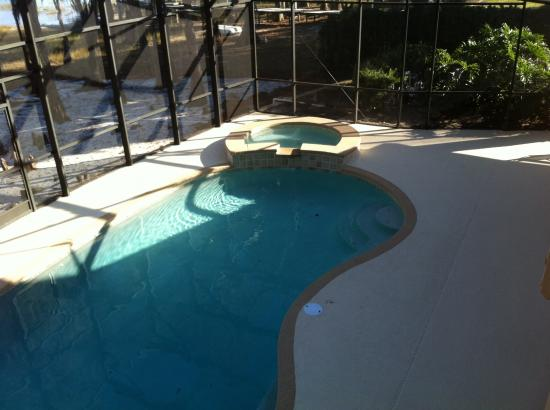 Tile, Deck addition and Refinish